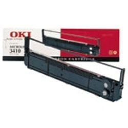 OKI 09002308 Zwart printerlint
