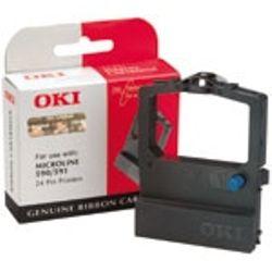 OKI 09002316 Zwart printerlint