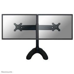 """Newstar FPMA-D700DD 30"""" Zwart flat panel bureau steun"""