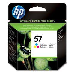 HP 57 originele drie-kleuren inktcartridge