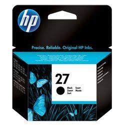 HP 27 originele zwarte inktcartridge