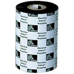 Zebra 3200 Wax/Resin Thermal Ribbon 89mm x 450m printerlint