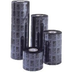 "Zebra Wax/resin 3200 4.33"" x 110mm printerlint"