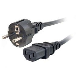 Intermec 1-974027-025 Zwart electriciteitssnoer