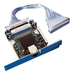 Zebra ZebraNet 10/100 Print Server Intern 100 Mbit/s