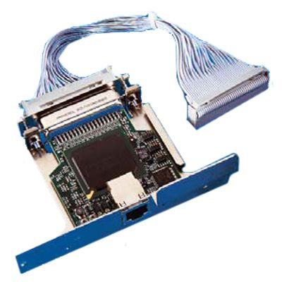 Zebra ZebraNet 10/100 Print Server 100 Mbit/s Intern