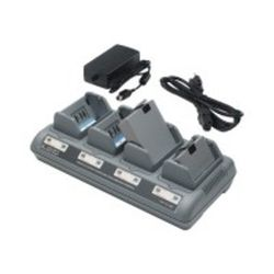 Zebra AC18177-1 Indoor battery charger Grijs