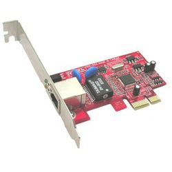LyCOM PE-106 1000Mbit/s netwerkkaart & -adapter