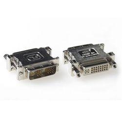 Intronics DVI verloop adapter DVI-I female DVI-D male (AB3740)