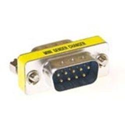 Intronics D-sub adapter 9-polig - 9-polig