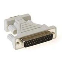 Intronics D-sub adapter 9-polig - 25-polig met molded body