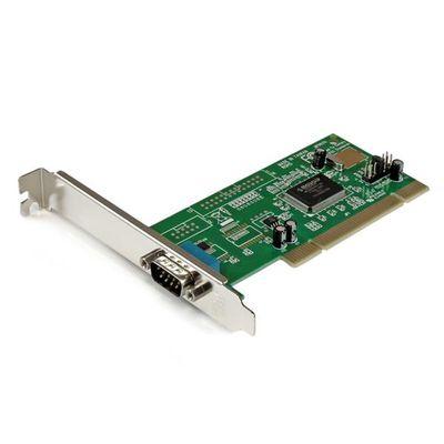 StarTech.com 1-poort PCI RS232 Seriële Adapterkaart met 16550 UART