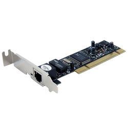 StarTech.com 1-poort Low Profile PCI 10/100 Mbit/s Ethernet Netwerk-adapterkaart