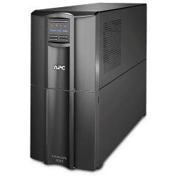 APC Smart-UPS 3000VA noodstroomvoeding 8x C13, 1x C19, USB, 50/60, C13 coupler, C19 coupler, Sealed Lead Acid (VRLA), RBC55, Tor