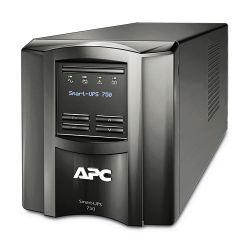 APC Smart-UPS 750 LCD UPS 230V 500 Watt 750 VA RS-232, USB 6 Output Connectors