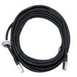 Axis Audio I/O Cable audio kabel 5 m Zwart