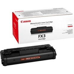 Canon FX-3 2700pagina's Zwart