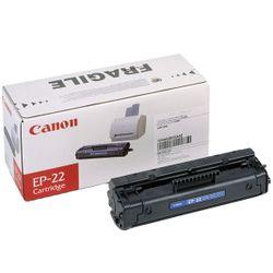 Canon EP-22 Cartridge 2500pagina's Zwart