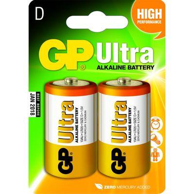 GP Batteries Ultra Alkaline D Single-use battery