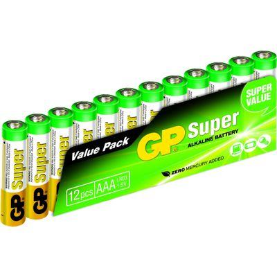 GP Batteries Super Alkaline AAA Single-use battery