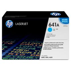 HP 641A originele cyaan LaserJet tonercartridge