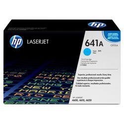 HP 641A originele cyaan LaserJet tonercartridge
