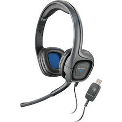 Plantronics Audio 655 hoofdtelefoon Stereofonisch Hoofdband Zwart