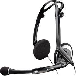 Plantronics Audio 400 DSP Stereofonisch Hoofdband Zwart hoofdtelefoon