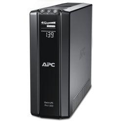 APC Back-UPS Pro BR1500GI Noodstroomvoeding - 1500VA, 10x C13 uitgang, USB, uitbreidbare runtime