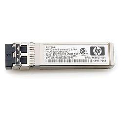 HPE AJ716A 8192Mbit/s netwerk media converter
