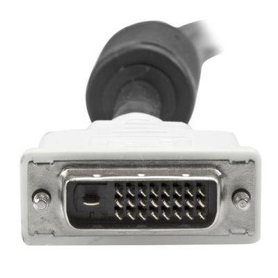 StarTech.com DVIDDMM3 DVI kabel 0,9 m DVI-D Zwart