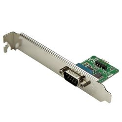 StarTech.com 60cm Interne USB Moederbord naar RS232 Seriële Adapter interfacekaart/-adapter