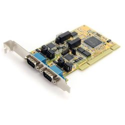 StarTech.com PCI2S232485I interfacekaart/-adapter Intern Serie