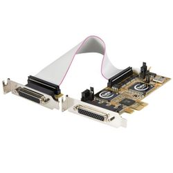 StarTech.com 8-poort PCI Express Low-Profile Seriële Kaart interfacekaart/-adapter
