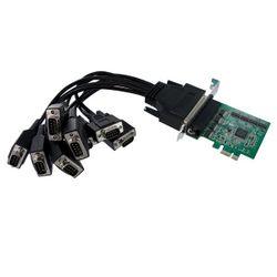 StarTech.com 8-poort Native PCI Express RS232 Seriële Kaart met 16950 UART interfacekaart/-adapter
