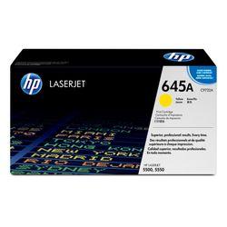 HP 645A Tonercartridge 12000pagina's Geel