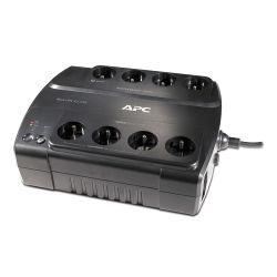 APC Power-Saving Back-UPS 700VA 8AC outlet(s) Compact Zwart UPS