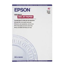 Epson Photo Quality Ink Jet Paper, DIN A2, 102g/m², 30 Vel