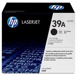 HP Q1339A Tonercartridge 18000pagina's Zwart tonercartridge