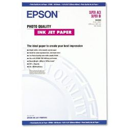 Epson Photo Quality Ink Jet Paper, DIN A3+, 104g/m², 100