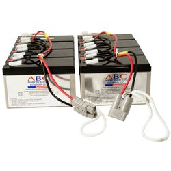 American Battery RBC12 UPS-accu Sealed Lead Acid (VRLA) 12 V 7 Ah