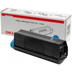 OKI 42127407 Lasertoner 5000pagina's Cyaan toners &