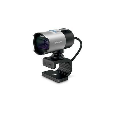 Microsoft LifeCam Studio for Business webcam 1920 x 1080 Pixels USB 2.0 Zwart, Zilver