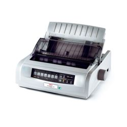 OKI ML5520eco 570tekens per seconde 240 x 216DPI dot matrix-printer