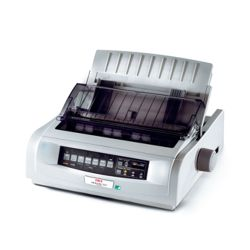 OKI ML5521eco 570tekens per seconde 240 x 216DPI dot matrix-printer