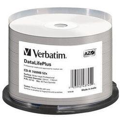 Verbatim DataLifePlus CD-R 700MB 50stuk(s)
