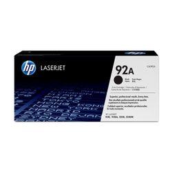 HP 92A Origineel Zwart 1 stuk(s)