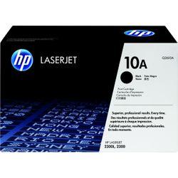 HP 10A originele zwarte LaserJet tonercartridge