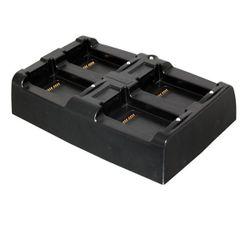 Datalogic 94A151137 Batterijlader voor binnengebruik Zwart