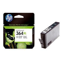 HP 364XL Zwart, Lichtyaan, Lichtmagenta inktcartridge